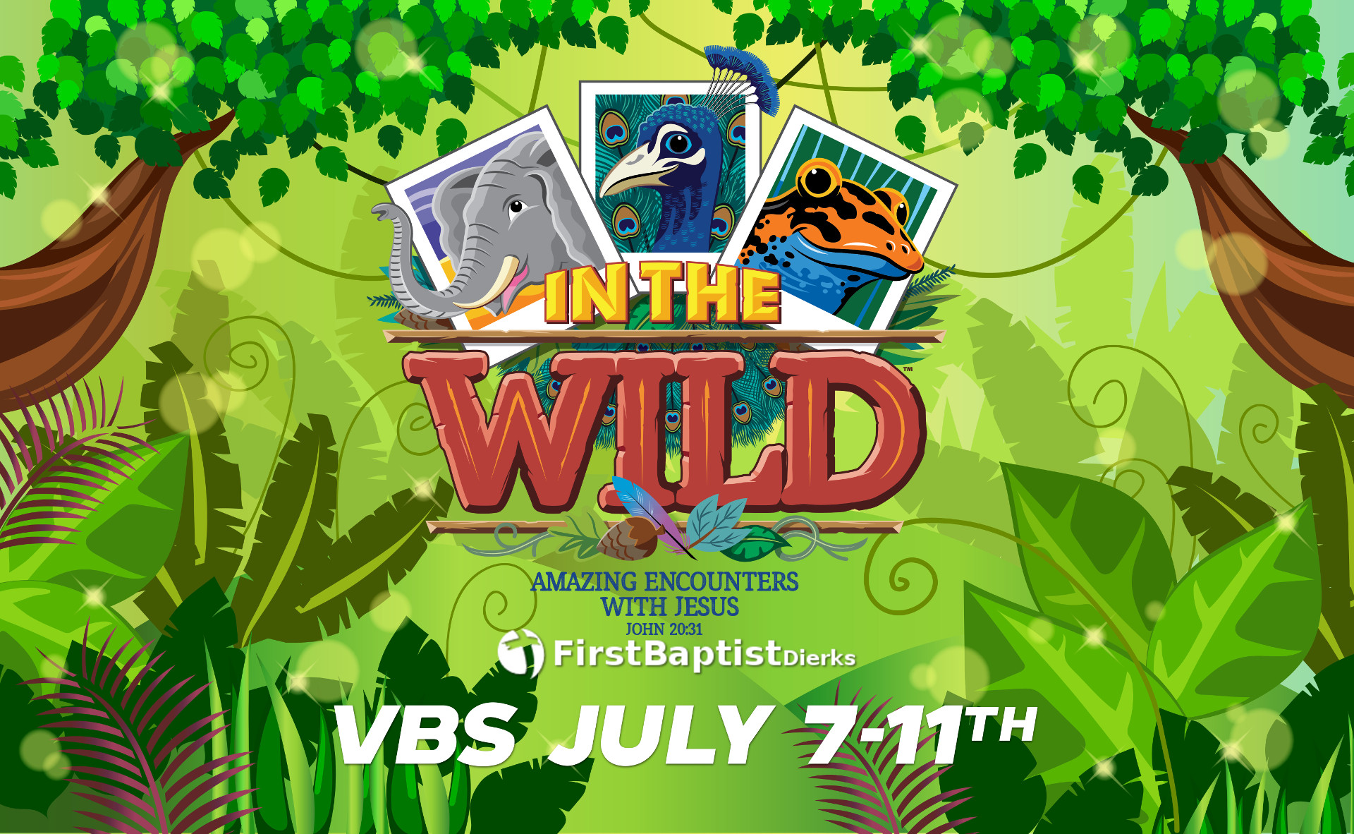 VBS July 7-11th